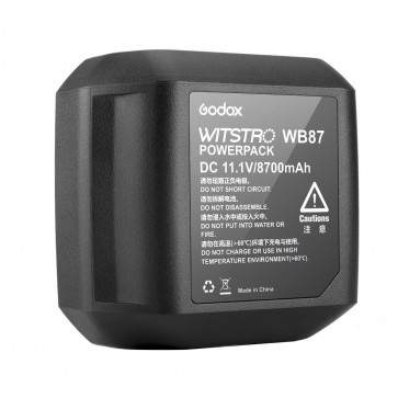 Godox Witstro WB87 Spare battery