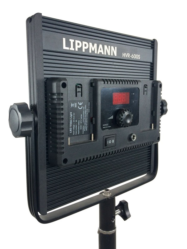 Lippmann LED 600s Bi-Colour 40Watt Light (Without Batteries)