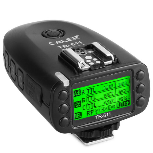 Wireless Trigger - TR-611 TTL HSS Canon or TR-612 for Nikon